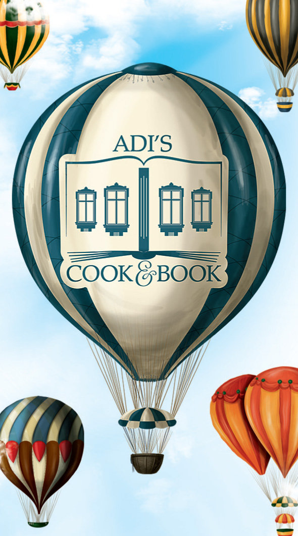Adi's Cook and Book